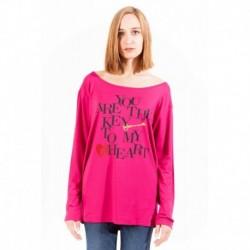 Love moschino t-shirt dames